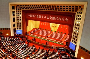 The recent Party Congress in Beijing (above) has placed further restrictions on dissidents in China. Photo: Remka Tanis. Creative Commons.