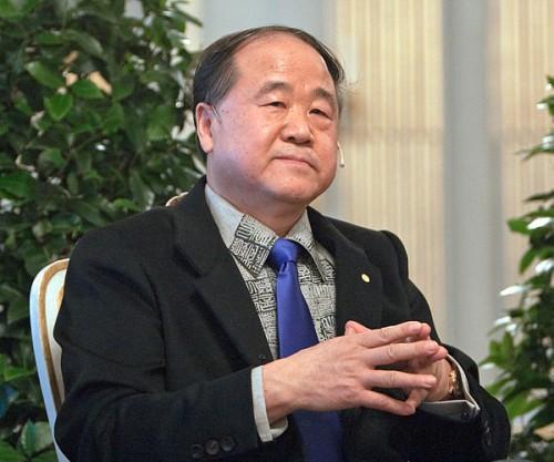 Mo Yan, 2012