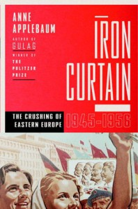 Iron Curtain, cover from U.S. edition by Doubleday.