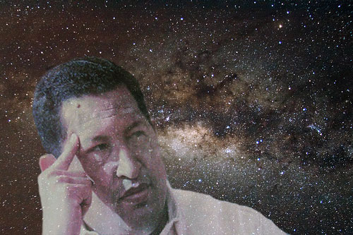 Chavez and the Elegant Universe