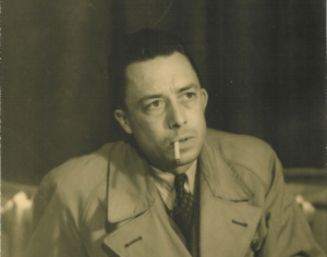 The centenniel of Camus birth will be November 7, 2013. Photo: Robert Edwards. Creative Commons
