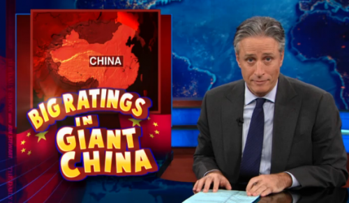 Daily Show in China
