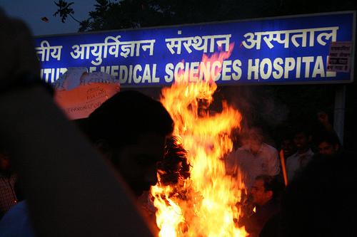 Rape Protest India