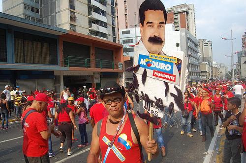 Nicolás Maduro Supporters