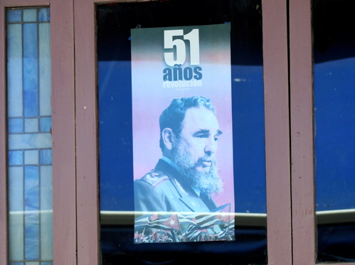 Castro 51 years of Revolution