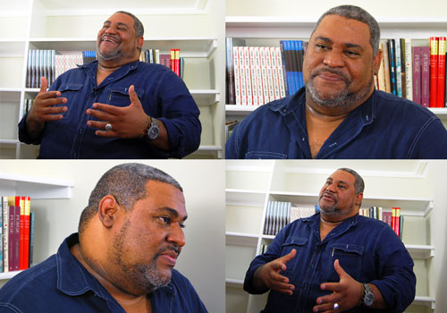 Chris Abani Interview Comp