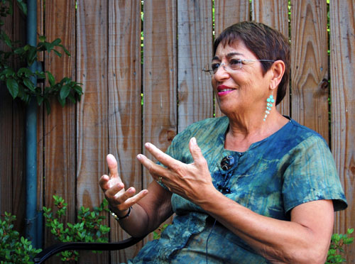Toi Derricotte on the Writers Block