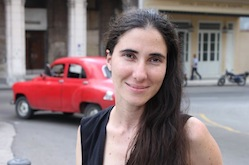 Yoani Sanchez_Cuban blogger