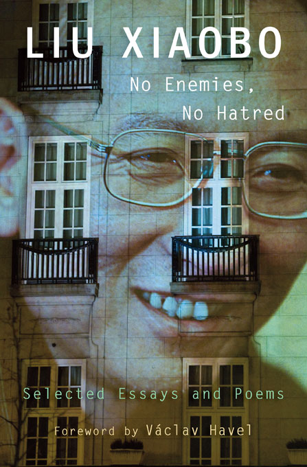 No enemies no hatred selected essays and poems