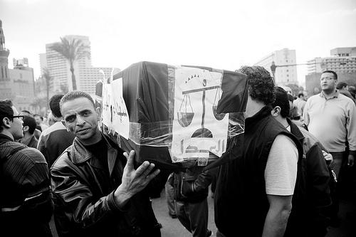 justice_funeral_Tahrir