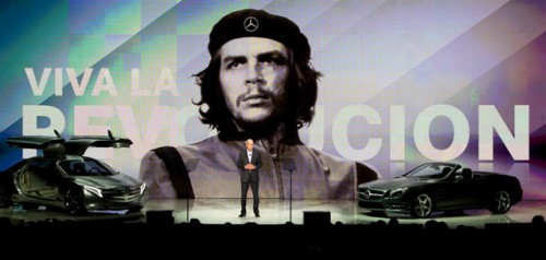 Che and Mercedes