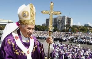 Pope Benedict XVI in Cuba