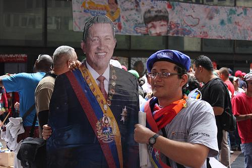 Chavez cutout