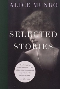 Alice Munro, Selected Stories