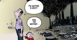 Cartoon by Pedro X. Molina