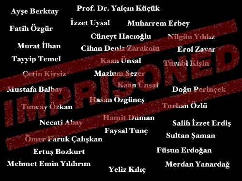 Imprisoned Turkish Writers