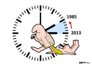 Spain's Time Change