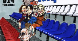 Cartoon: Dutch Prime Minister, Royals to attend Sochi Games
