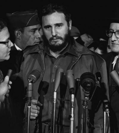 Fidel Castro Press Conference