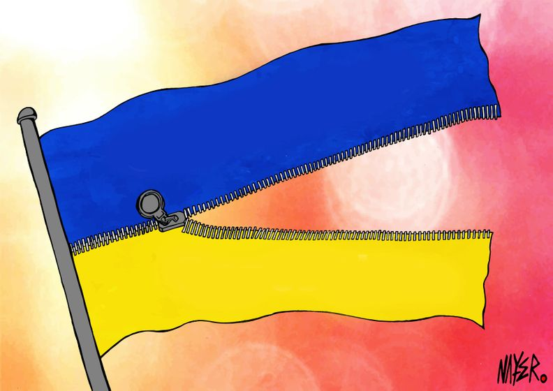 Cartoon: Ukraine!!!