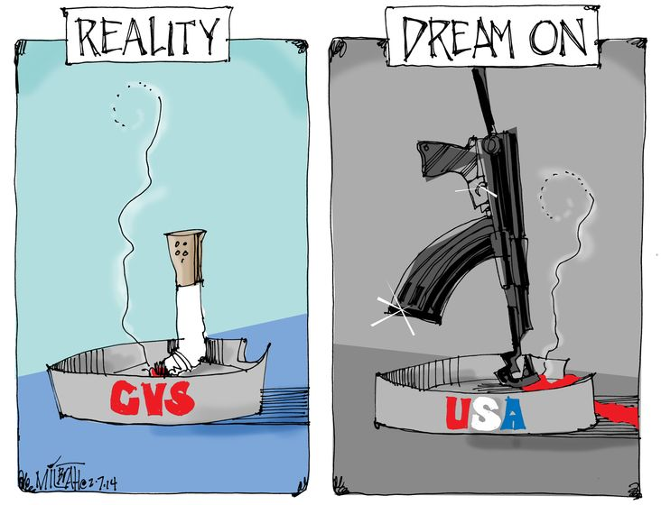 Cartoon: CVS Cuts the Habit