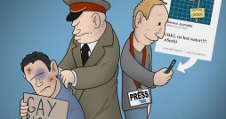 Cartoon: Serious Journalism