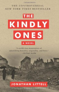 Book cover- The Kindly Ones