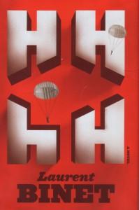 Book Cover- HHhH