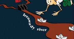 Cartoon: The Future of Irrawaddy River