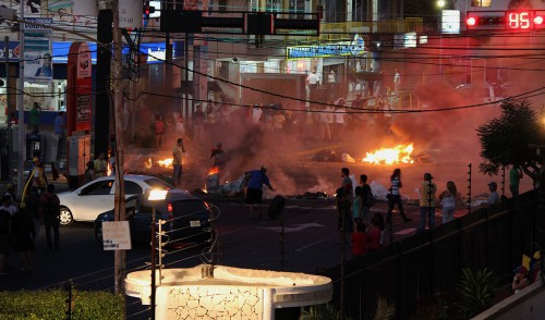 Venezuela Protests February 2014