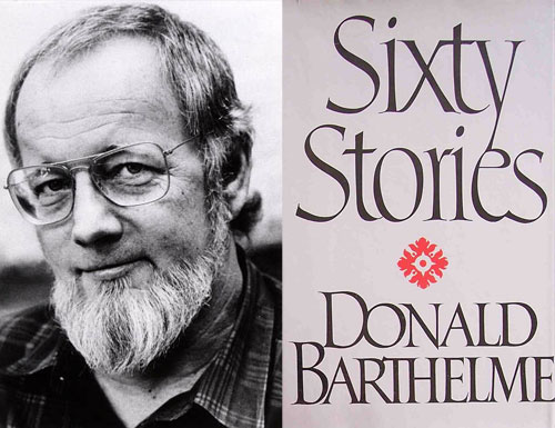 Donald Bathelme