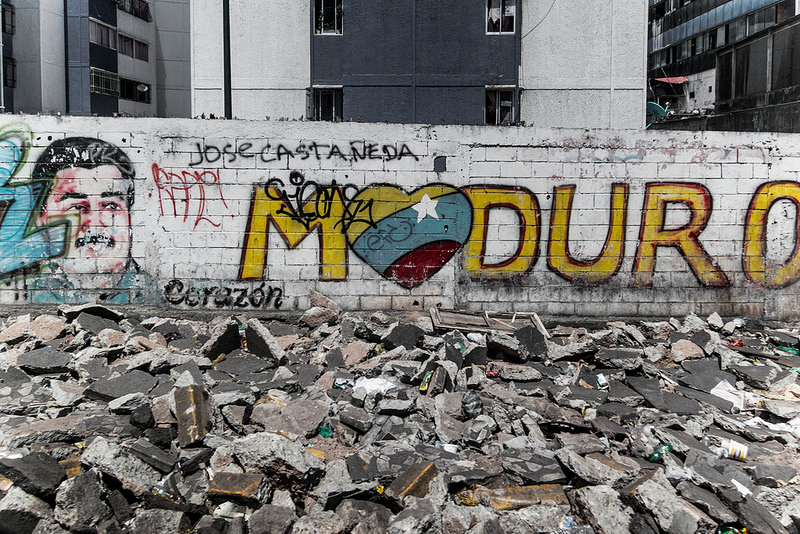 Madruo Crumbling