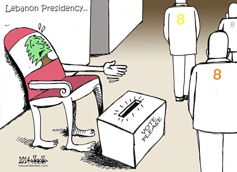 Cartoon: Lebanese Presidential Elections