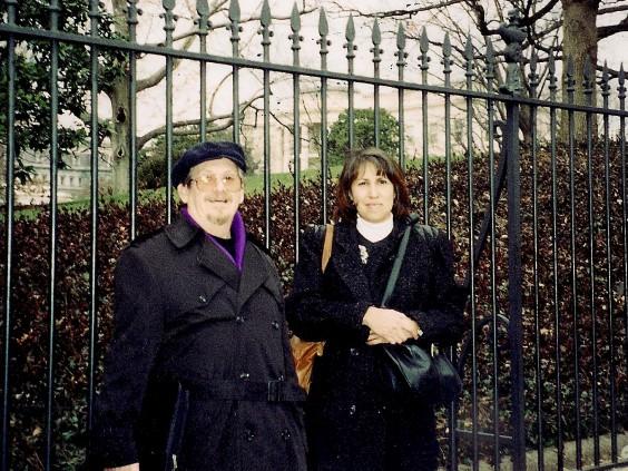 María López de León and Pedro Rodriguez