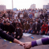 Prayer in Tahrir Square