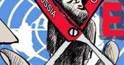 Cartoon: Russia-China Veto