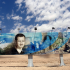 Syrian Mural