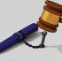 Cartoon: Judiciary of Egypt