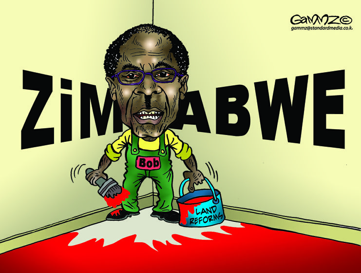 Mugabe's Land Reforms