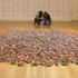 Ai Weiwei's piece 'He Xie' at the Martin-Gropius-Bau in Berlin.
