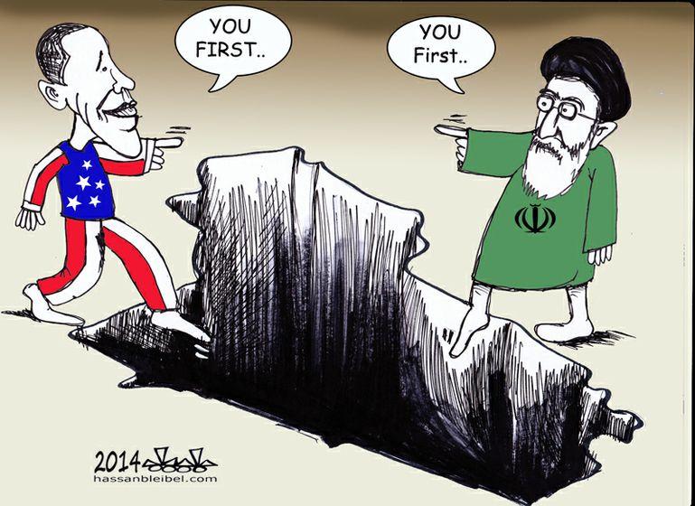 Iraq Cliff
