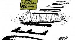 Once Ferguson, Missouri