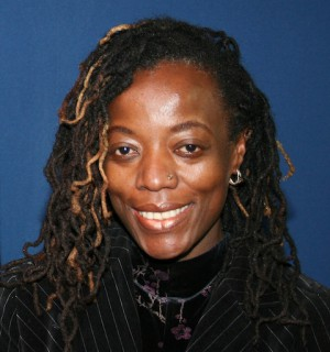 Tsitsi Dangarembga, Zimbabwean filmmaker and writer. Photo: via Wikipedia.