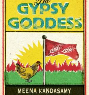 The Gypsy Goddess. Cover design by Studio Helen. Credit: Atlantic Books.