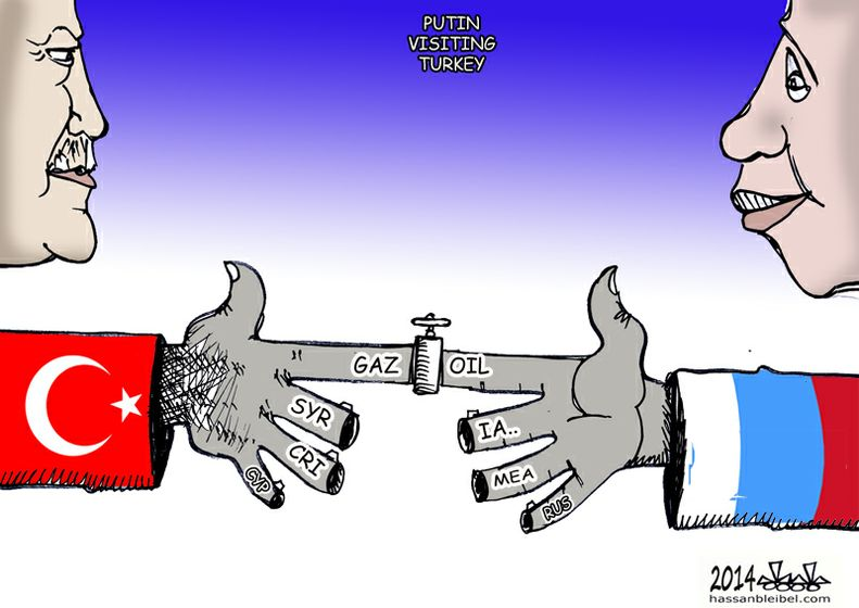 egypt russia relationship
