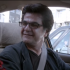 "Jafar Panahi in his film, ""Taxi."" Photo via Youtube user: moviemaniacsDE"