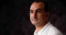 Journalist Saleem Kareem of Radio Free Iraq. Photo provided by Mr. Kareem.