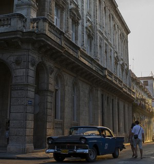 Is Cuba using the promise of democratization as a mask? Photo via Flickr user: Bryan Jones.