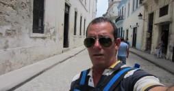Journalist Lázaro Yuri Valle Roca. Photo via Facebook.