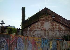 Baltimore Mural. Photo via Flickr User Nick Normal.
